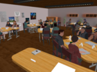 VR Classroom Group Work